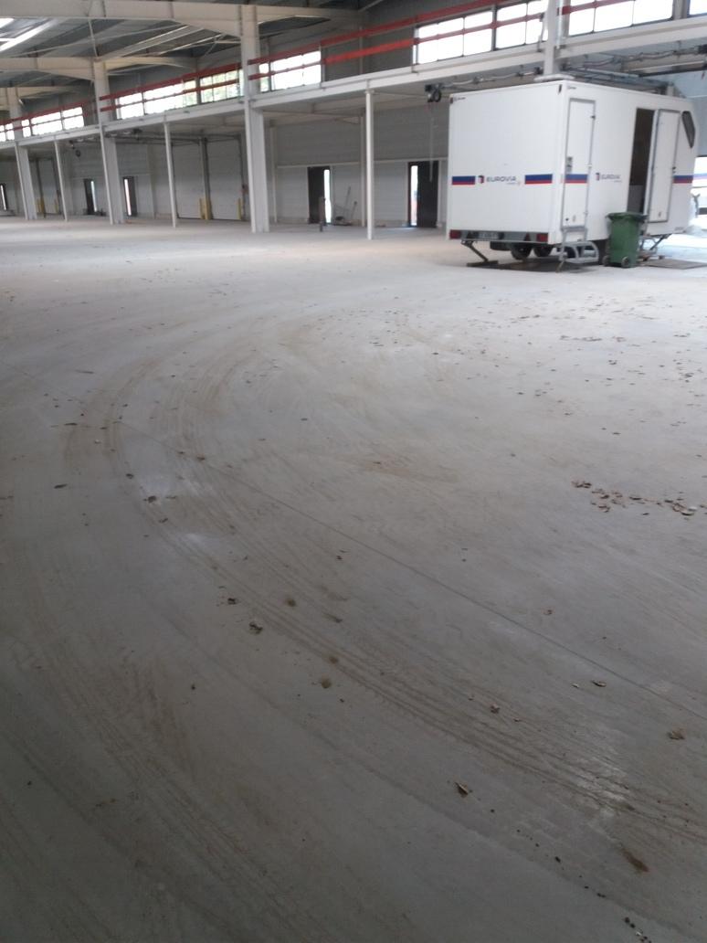 Nettoyage d'entrepôt à Toulouse Sept Deniers