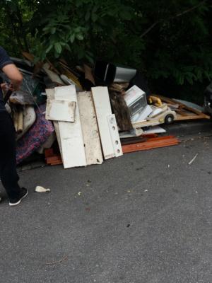 Enlèvement des encombrants à Rangueil