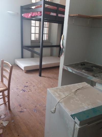 Nettoyage d'un appartement rue Peyrolière Toulouse