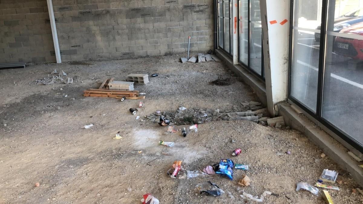 Notre entreprise de nettoyage à Villeneuve-sur-Lot pour Intermarché
