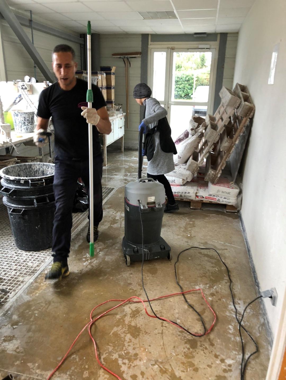 Intervention décapage à Toulouse Lagarrigue Purpan