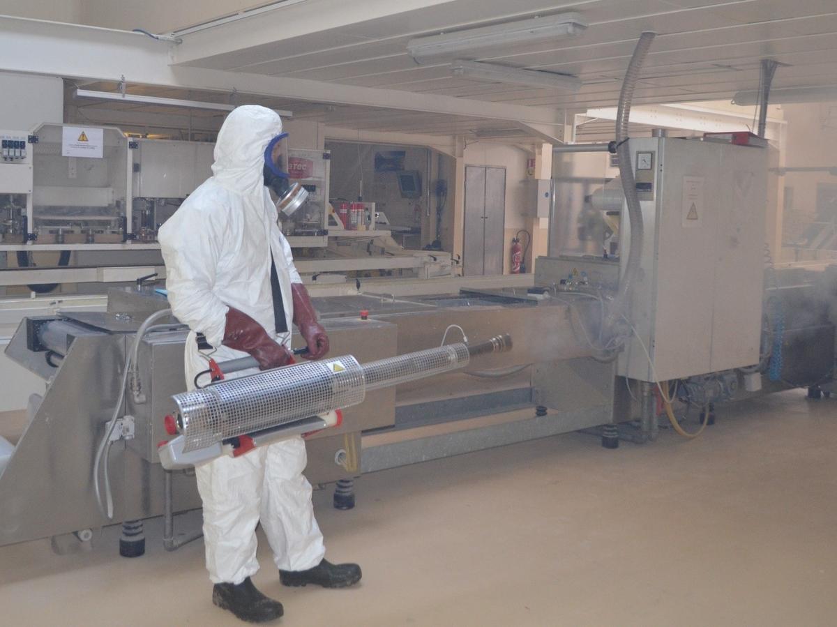 Quelle désinfection du Coronavirus Covid-19 avant la réouverture des bureaux ?