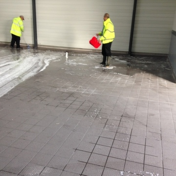 Nettoyage Montaudran